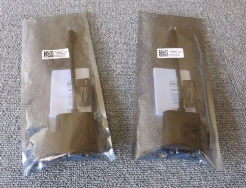 Joblot 2 x Dell PNKVT Mini DisplayPort Male To 15-Pin VGA Female Adapter